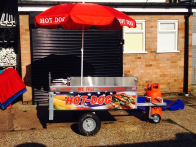 Hot Dog stall for hire
